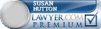 Susan Margaret Hutton  Lawyer Badge