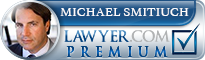 Michael D. Smitiuch  Lawyer Badge