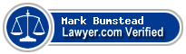 Mark Alexander Bumstead  Lawyer Badge