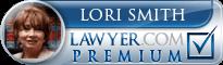 Lori Smith  Lawyer Badge