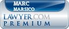Marc Marsico  Lawyer Badge