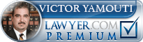 Victor N. Yamouti  Lawyer Badge