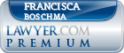 Francisca Boschma  Lawyer Badge