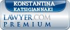 Konstantina G. Katsigiannaki  Lawyer Badge