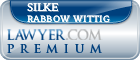 Silke Rabbow Wittig  Lawyer Badge
