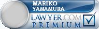 Mariko Yamamura  Lawyer Badge