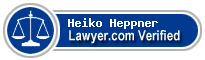 Heiko Heppner  Lawyer Badge