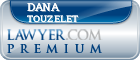 Dana D. Touzelet  Lawyer Badge