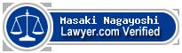 Masaki Nagayoshi  Lawyer Badge