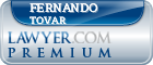 Fernando Tovar  Lawyer Badge