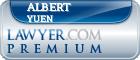 Albert P K Yuen  Lawyer Badge
