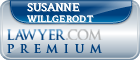 Susanne Willgerodt  Lawyer Badge