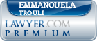 Emmanouela Trouli  Lawyer Badge