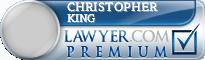 Christopher C. King  Lawyer Badge