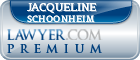 Jacqueline Antoinette Schoonheim  Lawyer Badge