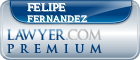 Felipe Fernandez  Lawyer Badge