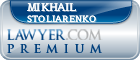 Mikhail Mavropoulos Stoliarenko  Lawyer Badge