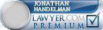 Jonathan Edward Handelman  Lawyer Badge