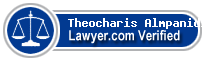 Theocharis Almpanidis  Lawyer Badge