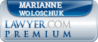 Marianne Woloschuk  Lawyer Badge