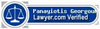 Panayiotis Konstantine Georgountzos  Lawyer Badge