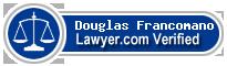 Douglas George Francomano  Lawyer Badge