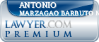 Antonio Marzagao Barbuto Neto  Lawyer Badge