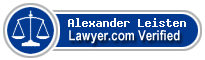 Alexander Markus Leisten  Lawyer Badge