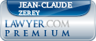 Jean-Claude Zerey  Lawyer Badge