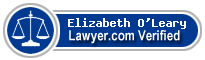 Elizabeth M O'Leary  Lawyer Badge