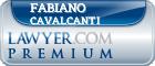 Fabiano Robalinho Cavalcanti  Lawyer Badge