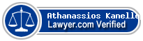 Athanassios Kanellopoulos  Lawyer Badge