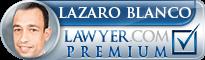 Lazaro Grael Blanco  Lawyer Badge
