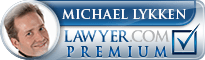 Michael R Lykken  Lawyer Badge
