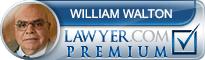William R. Walton  Lawyer Badge