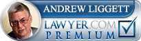Andrew Liggett  Lawyer Badge