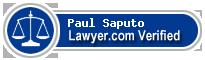 Paul Saputo  Lawyer Badge