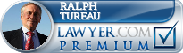 Ralph Tureau  Lawyer Badge