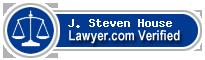 J. Steven House  Lawyer Badge