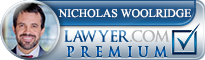 Nick Wooldridge  Lawyer Badge