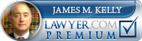 James Kelly  Lawyer Badge