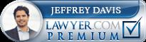 Jeffrey Davis  Lawyer Badge
