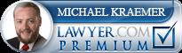 Michael Lee Kraemer  Lawyer Badge