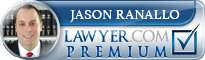 Jason M Ranallo  Lawyer Badge
