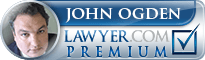 John M Ogden  Lawyer Badge
