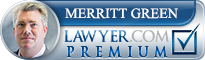 Merritt Green  Lawyer Badge