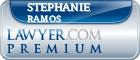 Stephanie Lynn Ramos  Lawyer Badge