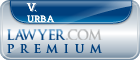 V. Jonas Urba  Lawyer Badge
