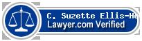 C. Suzette Ellis-Hoyle  Lawyer Badge
