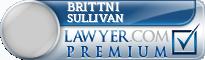 Brittni A. Sullivan  Lawyer Badge